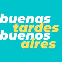 Logo Buenas tardes, Buenos Aires