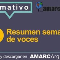 Logo Informativo AMARC