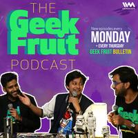 Logo Geek Fruit Podcast