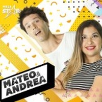 Logo Mateo & Andrea