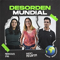 Logo DESORDEN MUNDIAL