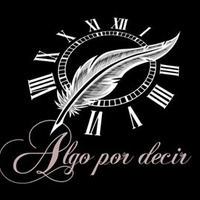 Logo Algo por decir