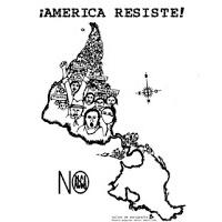 Logo América Resiste