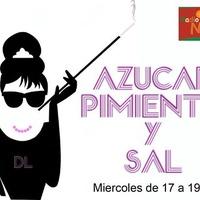Logo AZUCAR PIMIENTA Y SAL