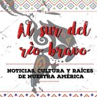 Logo Al Sur del Río Bravo