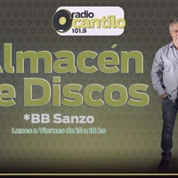 Logo Almacén De Discos