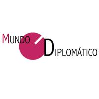 Logo Mundo Diplomático (Radio Internacional)