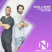 Logo Rock And Work