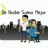 Logo De Noche Suena Mejor