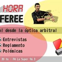 Logo La Hora Referee
