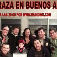 Logo La Raza en Buenos Aires