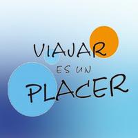 Logo Viajar es un Placer
