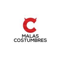Logo Malas Costumbres