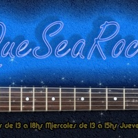Logo QUE SEA ROCK