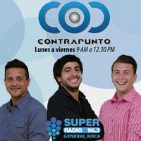 Logo #CONTRAPUNTO