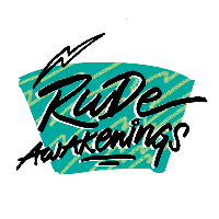 Logo Rude Awakenings
