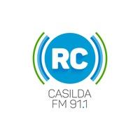 Logo CORVALAN EN LA RADIO
