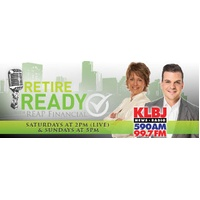 Logo Retire Ready with REAP Financial