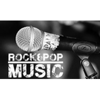 Logo Rock & Pop Music