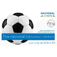 Logo Tira Nacional (Segundo tiempo)