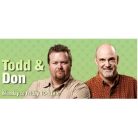 Logo The Todd and Don Show