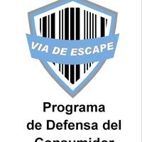 Logo Vía De Escape