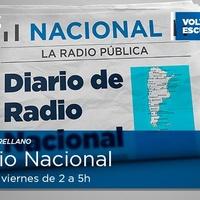 Logo Diario Nacional con Claudio Orellano