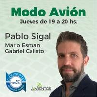 Logo MODO AVION