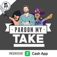 Logo Pardon My Take