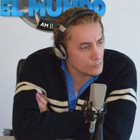 Logo Marcelo Gopar en Radio El Mundo