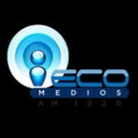 Logo Eco Medios Podcast