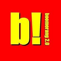 Logo BOOMERANG 2.0