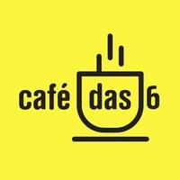 Logo Café das Seis RJ