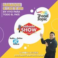 Logo Sabado Show con Diego Cuadra