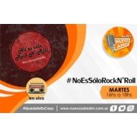 Logo No es Sólo Rock 'N Roll