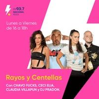 Logo Rayos y Centellas