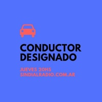 Logo Conductor Designado