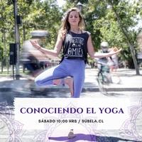 Logo Conociendo el Yoga