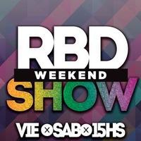 Logo RBD SHOW Weekend