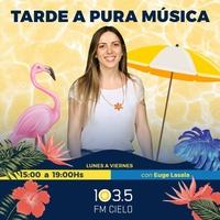 Logo TARDE A PURA MÚSICA