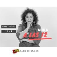 Logo Laura a las 12