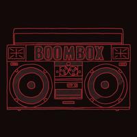 Logo Boombox