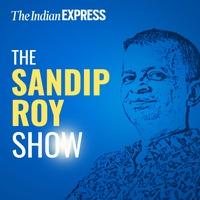 Logo The Sandip Roy Show