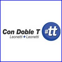 Logo Con Doble T