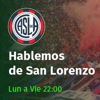 Logo HABLEMOS DE SAN LORENZO