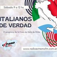 Logo Italianos de verdad