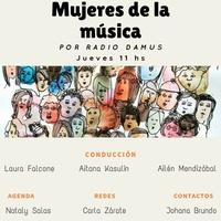Logo Mujeres De la Música