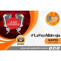 Logo La Voz Albirroja