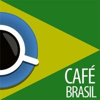 Logo Café Brasil Podcast