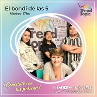 Logo El Bondi de la 5